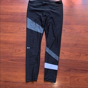 Under Armour Compression Heatgear Crop Legging